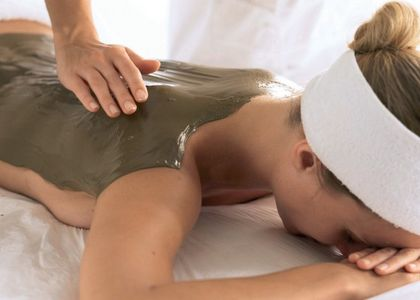 Massage naturel, bio